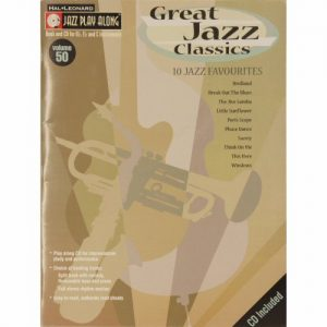 Great Jazz Classics JPA50