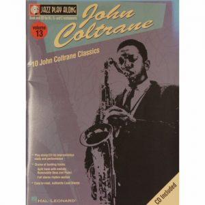 Hal Leonard Jazz Play Along 13