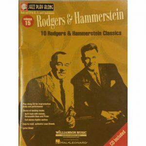 Hal Leonard Jazz Play Along 15