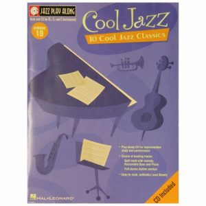 Hal Leonard Jazz Play Along 19