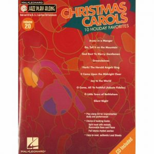 Hal Leonard Jazz Play Along 20