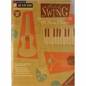 Hal Leonard Jazz Play Along 32
