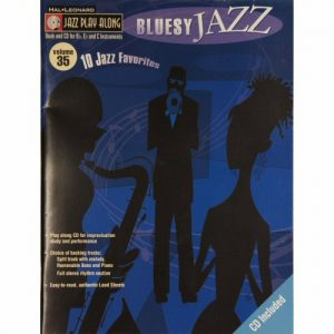 Hal Leonard Jazz Play Along 35