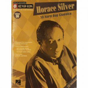 Hal Leonard Jazz Play Along 36
