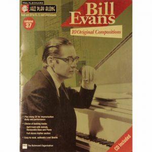 Hal Leonard Jazz Play Along 37