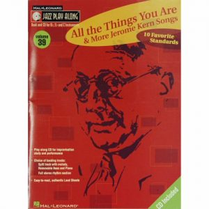 Hal Leonard Jazz Play Along 39