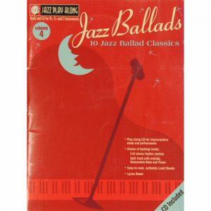 Jazz Ballads JPA 4