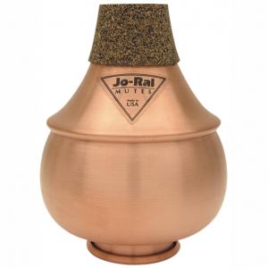 Jo Ral Copper Bubble Mute Trumpet