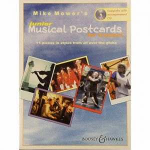 Junior Musical Postcards Trumpet