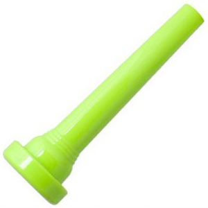 Kelly Radical Green Trumpet Mouthpiece