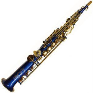 LA Soprano Sax Blue