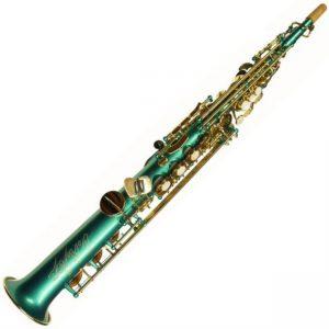 LA Soprano Sax Green