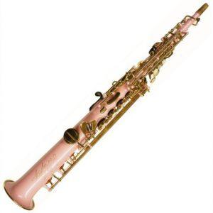 LA Soprano Sax Pink