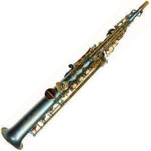 LA Soprano Sax Turquoise