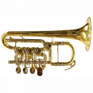 Levante Rotary Valve Piccolo Trumpet 300x300