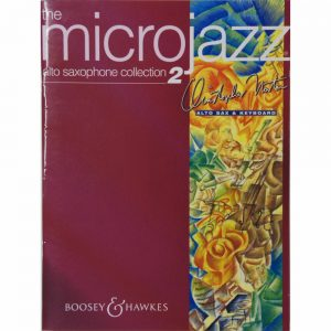 Microjazz Collection 2 Alto Sax