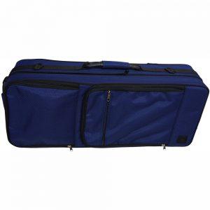 Ortola Alto Sax Case Blue