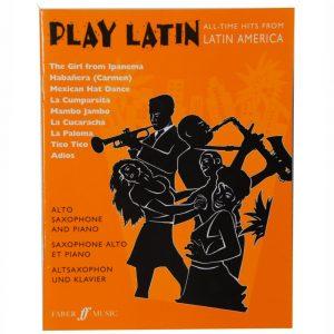 Play Latin Alto Sax