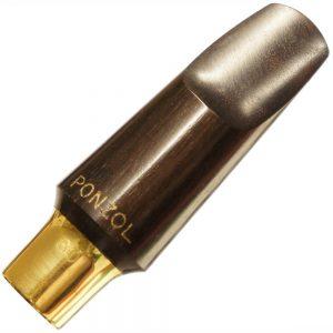 Ponzol Wooden Alto Sax Mouthpiece1
