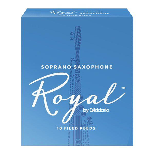 Rico Royal Soprano Sax Reeds