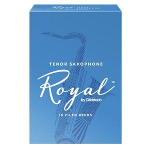 Rico Royal Tenor Sax Reeds