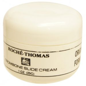 Roch Thomasw Trombone Slide Cream