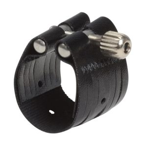 Rovner clarinet ligature & cap - Dark 1R