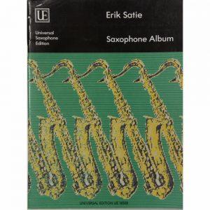 Satie Alto Sax