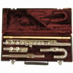 Second Hand Jupiter Curved Head Flute