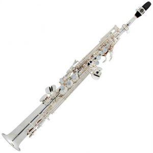 Selmer Paris S80 Series III 125 Soprano Saxophone Jubilee Model Silver
