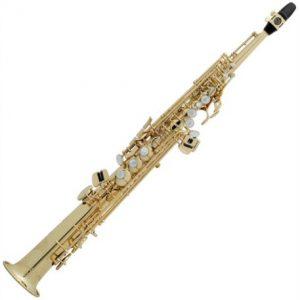 Selmer Paris S80 Series ll 125 Soprano Saxophone Jubilee Model Matt