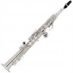 Selmer Paris S80 Series ll 125 Soprano Saxophone Jubilee Model Silver