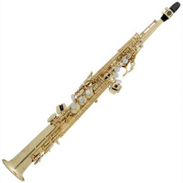 Selmer S80 Series II Soprano Saxophone Jubilee Edition