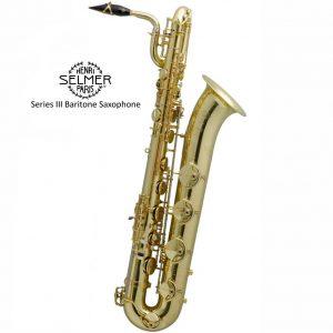 Selmer Super Action 80 Series III Baritone Saxophone