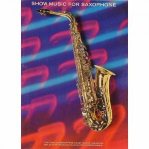 Show Music For Saxophone