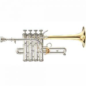 Stomvi Master Piccolo Bb Trumpet