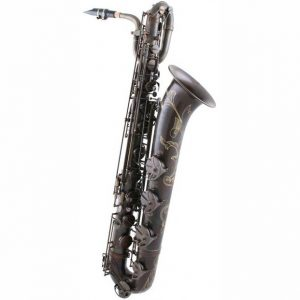 System 54 Baritone Saxophone Pure Brass