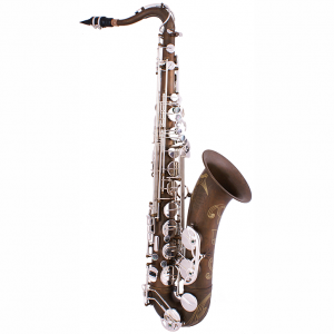 System 54 Core Power Bell Tenor Saxophone Pure Brass silver keys