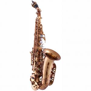 System 54 Curved Soprano Sax Vintage Gold