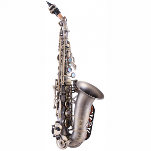 System 54 Curved Soprano Sax Vintage Style
