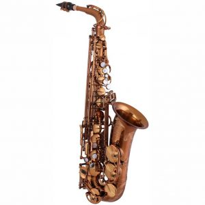 System 54 R Series Power Bell Alto Sax Vintage Gold