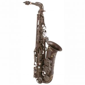 System 54 R Series Regular Bell Alto Sax Pure Brass