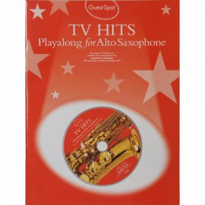 TV Hits Alto Sax