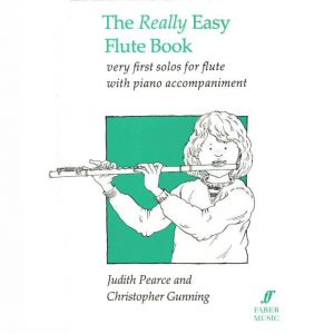 The Really Easy Flute Book 510x681