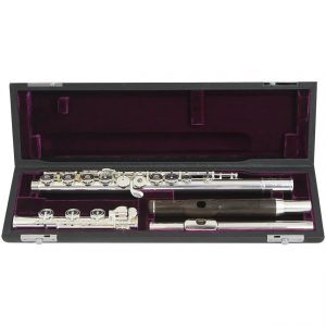 Trevor James Cantabile Flute - Silver and Wooden Headjoints