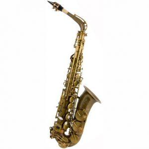 Trevor James Signature Custom Alto Sax