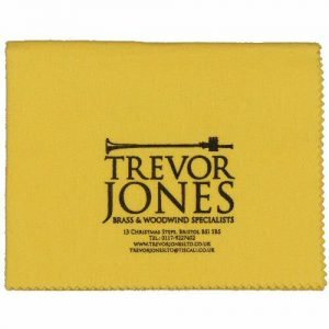 Trevor Jones Silver Cloth