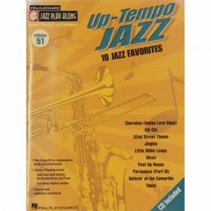 Up Tempo Jazz JPA51