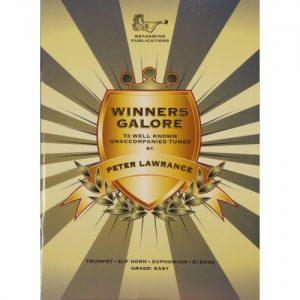 Winners Galore Treble Clef Brass