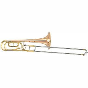 Yamaha YBL 421GE Bb F Bass Trombone